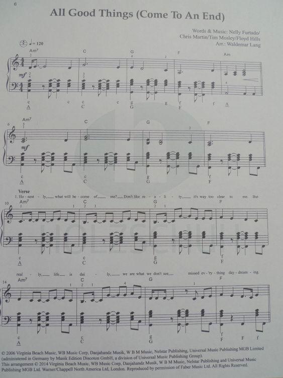 Pop & Rock Classics for Accordion 1/2 - Songbook